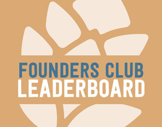Founders Club Leaderboard: March 2016
