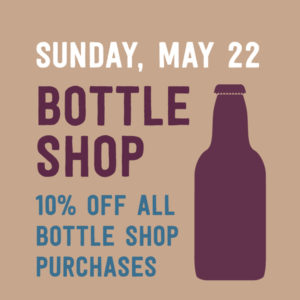 SBW: Bottle Shop Special