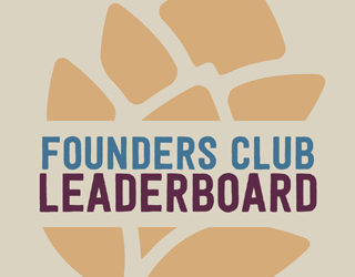Founders Club Leaderboard: April 2016