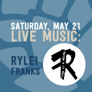 SBW: Live Music with Rylei Franks