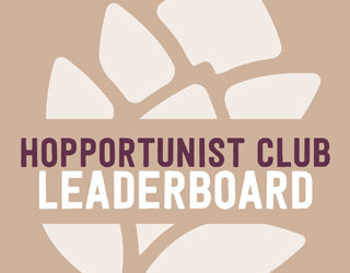 Hopportunist Club Standings: June 2016