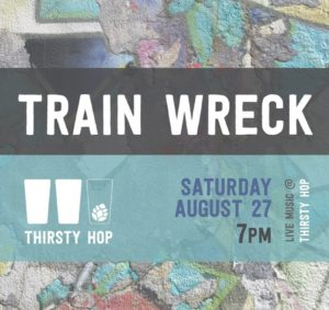Live Music: Train Wreck
