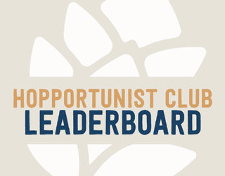 Hopportunist Club Standings: October 2017