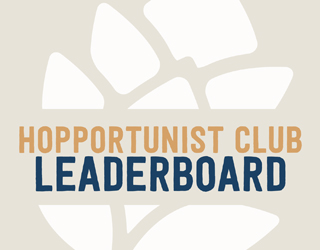 Hopportunist Club Standings: February 2018