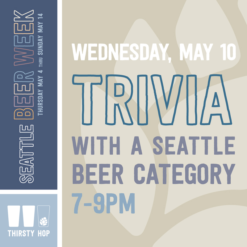 SBW: Seattle Beer Trivia