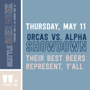 SBW: Orcas vs Alpha Showdown