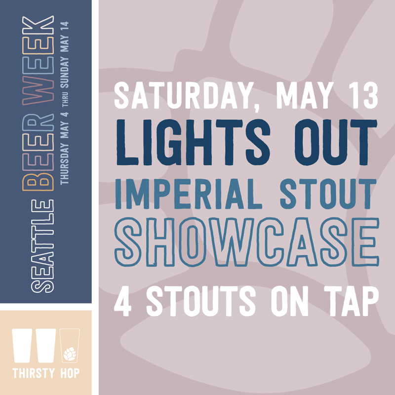SBW: Lights Out Imperial Stout Showcase