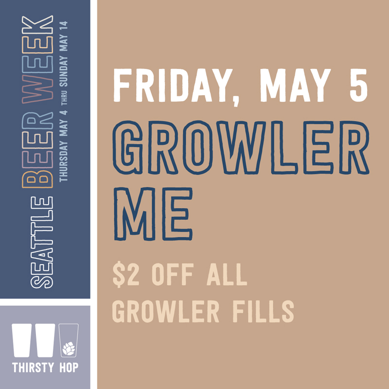 SBW: Growler Me