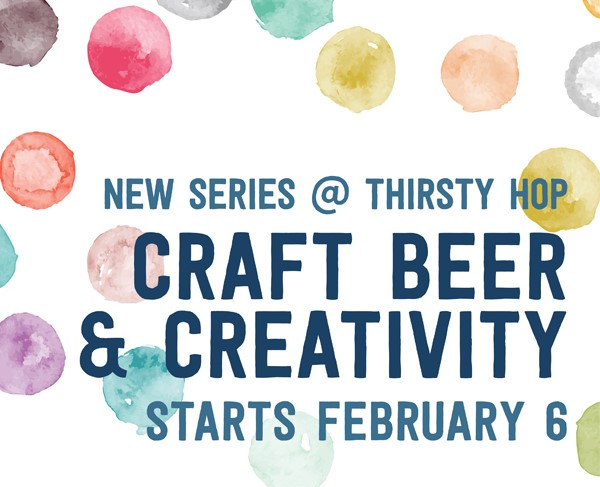 Craft Beer & Creativity