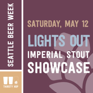 Lights Out Imperial Stout Showcase