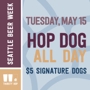$5 Hop Dogs