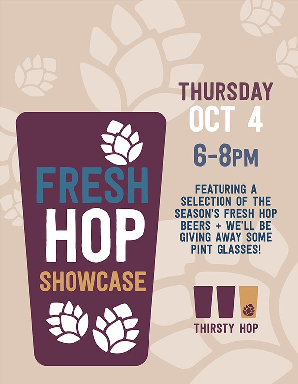 Fresh Hop Showcase