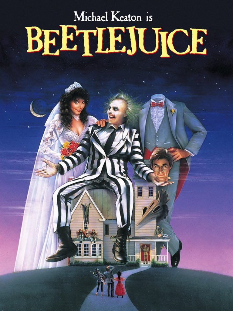Movie Night: Beetlejuice